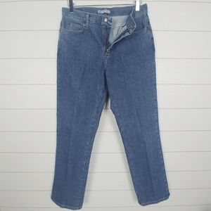 Lee Relaxed High Waisted Jeans Sz 10